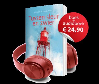Tussen sleur en zwier. boek en audioboek