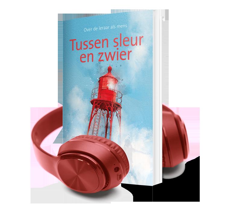 Tussen sleur en zwier. Boek + Audioboek